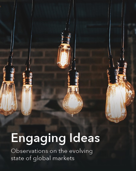 Engaging Ideas: Peaking E-Commerce?